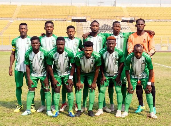 2020/21 GPL match week 9 preview: King Faisal vs Elmina Sharks