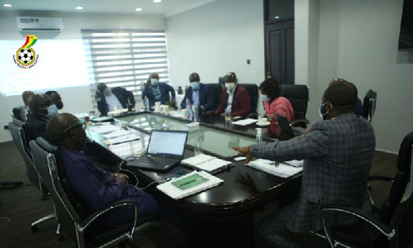 GFA Executive Council to meet on new season and date for congress on July 9