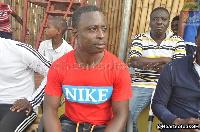 Former Accra Hearts of Oak and Kumasi Asante Kotoko player Charles Taylor