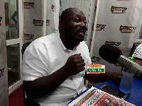 Former Akuapem North Municipal Chief Executive, George Opare Addo