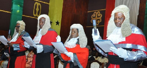 Thirty-three of the judges are from the high court while 10 are Court of Appeal judges