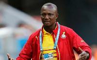 Former Black Stars coach, Kwesi Appiah