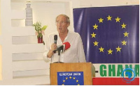 Norbert Neuser, Head of European Union Parliamentary Delegation