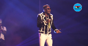 Shatta Wale swept the most awards on the night