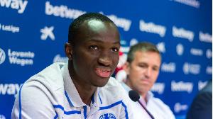 Ghana international Raphael Dwamena