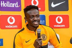 Ghanaian player, James Kotei