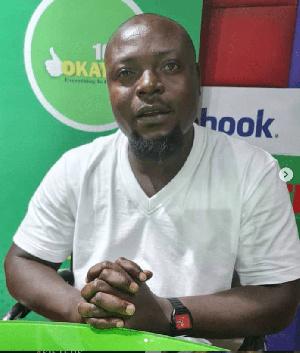 Rashid Yakubu is the father of Akuapem Poloo's son