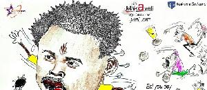 Cartoon of the day., Razak hot.