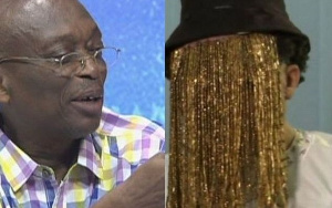 Kweku Baako debunked claims made by Ken Agyepong that Anas