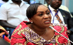 GhanaWeb Polls: Over  72% of respondents say Hawa Koomson should be sacked for firing a gun
