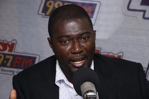 Executive Secretary of Chamber of Petroleum Consumers-Ghana, Duncan Amoah