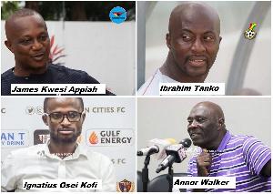 Coaches For Kotoko Job