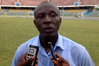 Yusif Basigi, coach Black Princesses
