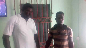 Landguards Arrested GOMOA