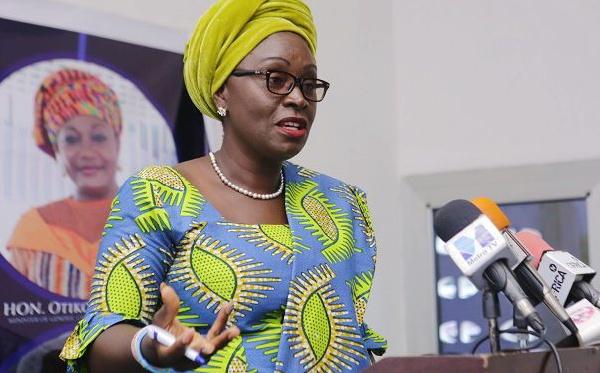 Gifty Twum Ampofo apologizes to NDC MPs