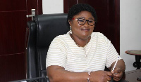 Former Executive Secretary of the Ghana Export Promotion Authority, Gifty Klenam
