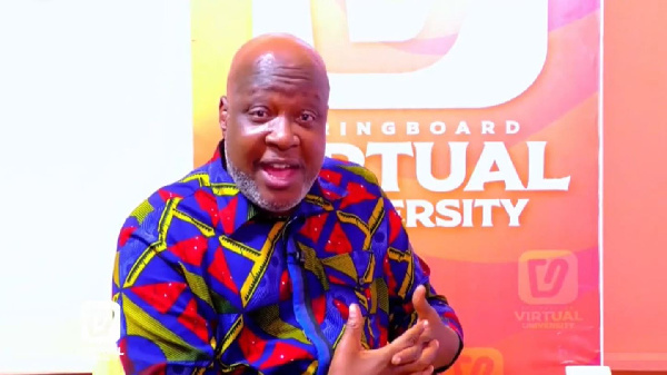 'I have no regret' - Kwami Sefa Kayi speaks on why he accepted govt appointment