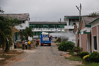 The exercise marks phase three of the national disinfection in SHS's across the country