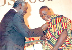 Amankwa Ampofo Award