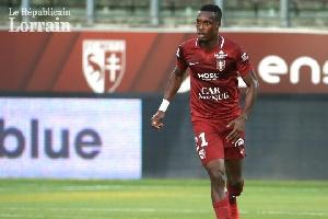 FC Metz defender, John Boye