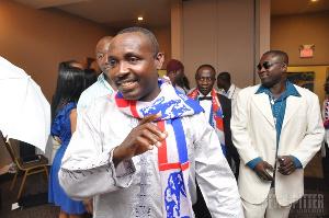 John Boadu Victory