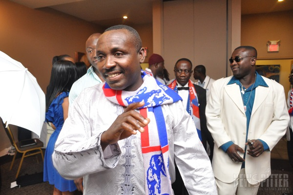 John Boadu,Acting General Secretary of the NPP
