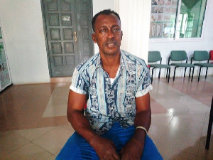 Agyemang Dua ho has been hit by stroke for over five years