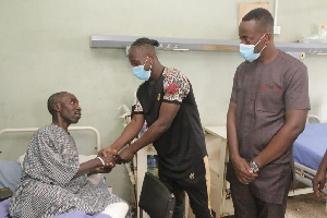 Emmanuel Boateng Donation To Patients .jpeg