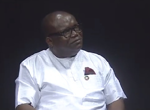 Kenneth Ashigbey, Chief Executive Officer of the Chamber