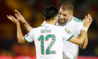 A first-half own goal from defender William Troost-Ekong gave Algeria the lead