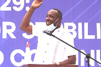 John Boadu is General Secretary of the NPP