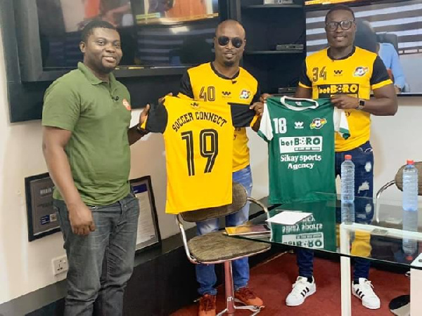 Sikay Sports Agency to introduce 'No School-No Ball' initiative in Ghana