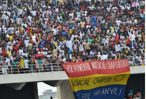 Hearts of Oak supporters have been criticized for not paying gate fees