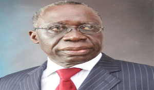 Senior Minister, Mr. Yaw Osafo-Maafo