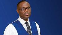 Dr. Aaron Ami-Narh, President of The Apostolic Church – Ghana