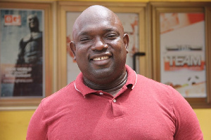 Chairman of the Eastern Region Football Association, Linford Boadu Asamoah