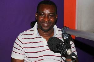 Bernard Antwi Bosiako is Ashanti Regional Chairman for the NPP