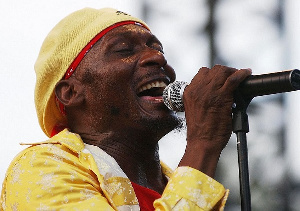 Jamaican singer, Jimmy Cliff