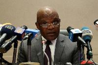 Dr John Nkengasong, Director at CDC