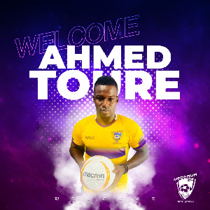 Ahmed Toure Medeama