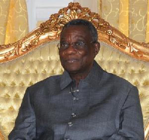 Atta Mills President