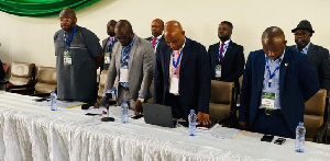 Executive Council members of GFA