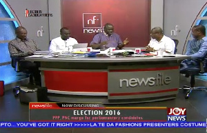 Newsfile airs on Multi TV's JoyNews channel from 9:00 GMT to 12:00 GMT on Saturdays