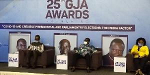 The GJA is set to award outstanding journalists in Ghana