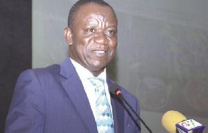 George Boahen Oduro