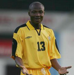 Former Ghana international, Hamza Mohammed