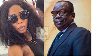 Dapaah And Alleged Side Chick Chantelle
