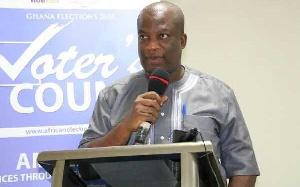Serebour Quaicoe, Director of Electoral Services