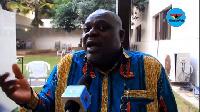 Mr Koku Anyidoho, Deputy General Secretary, NDC