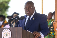 President Akufo-Addo and the opposition NDC have occasionally been trading jabs of incompetence